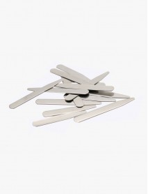 12 Stainless Steel stays in silver case