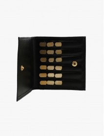 18 Brass stays 3 sizes,leather case