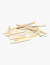 18 Brass stays in canister (3 lengths)