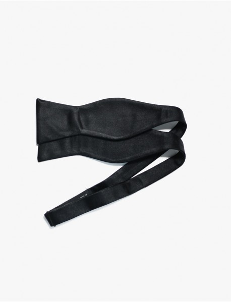 Black - Bowtie to Tie