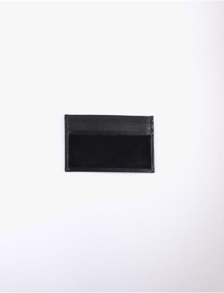 Slim Card Carrier/handmade  kidskin