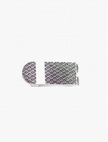 Diamond Unique Pattern Money Clip